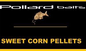 Sweet Mais Corn Pellets