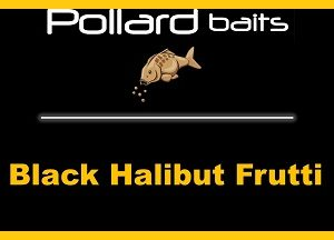 Black Halibut Frutti