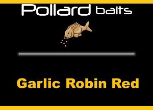 Garlic Robin Red