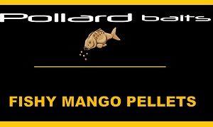 Fishy Mango Pellets